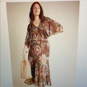 Farm Rio Valentina Maxi Dress